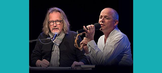 Harald Martenstein & Georg Clementi